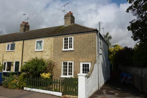 2 bedroom end of terrace house to rent - 33 High Street, Milton