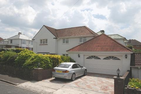 4 bedroom detached house for sale - Tor Road, Hartley, PLYMOUTH:  An exceptional 4  bedroomed detached home in one of the finest Plymouth roads.