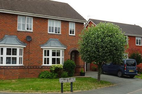 2 bedroom semi-detached house to rent - 1 Epsom Close, Oswestry