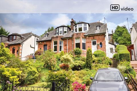 3 bedroom semi-detached house for sale - Florence Drive, Giffnock, Glasgow, G46 6UL