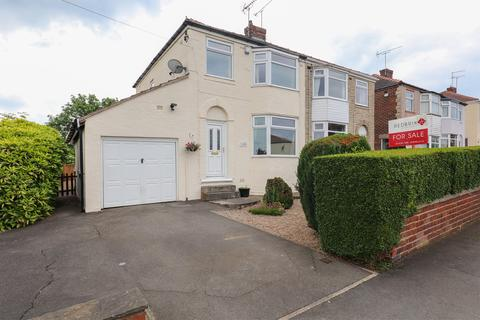 3 bedroom semi-detached house for sale - Seagrave Crescent, Gleadless