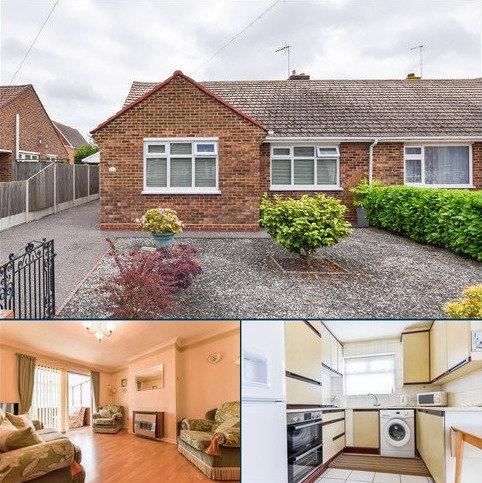 2 bedroom semi-detached bungalow for sale - Kingston Close, Herne Bay