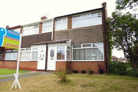 3 bedroom end of terrace house to rent - North Parkside Walk,  West Derby, L12