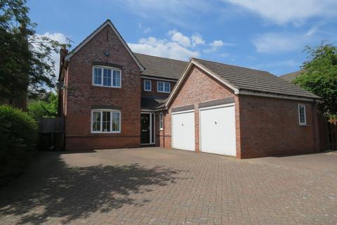 4 bedroom detached house for sale - Tythe Barn Lane, Dickens Heath