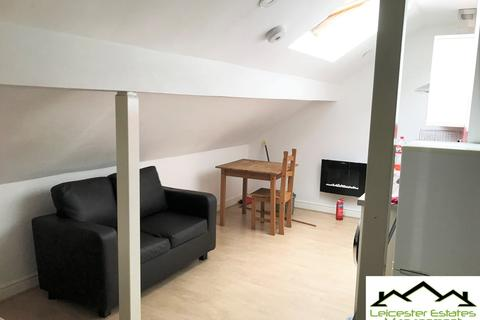 Studio to rent - Millstone Lane, Leicester
