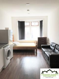 Studio to rent - Church Gate, Leicester