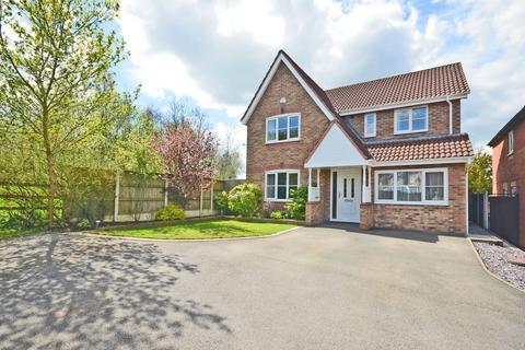 4 bedroom detached house for sale - Romney Grove, Lightwood, ST3 4TU
