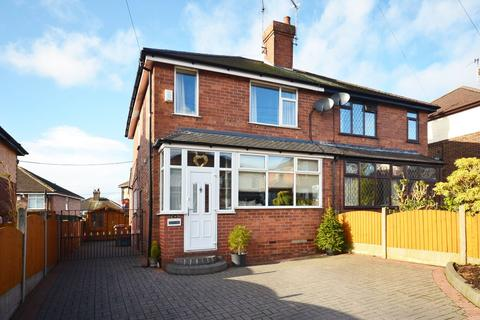3 bedroom semi-detached house to rent - Gibson Place, Meir, ST3 5PQ