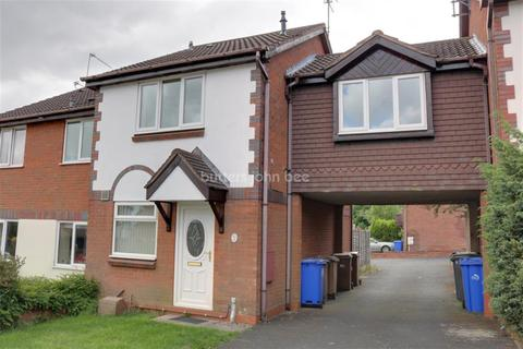 3 bedroom detached house to rent - Swallow Close, Meir Park