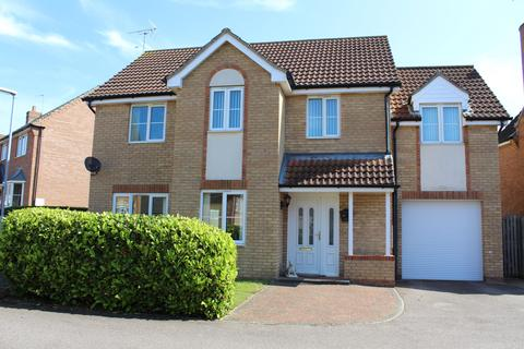 4 bedroom detached house for sale - Woodland View, Spilsby, PE23 5GD