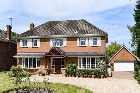 4 bedroom detached house for sale - Peppin Lane, Fotherby