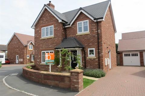 4 bedroom detached house for sale - Magdalene View, Hadnall, Shrewsbury, Shropshire