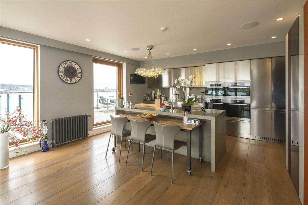 The Henson Building 30 Oval Road Camden Nw1 4 Bed Penthouse