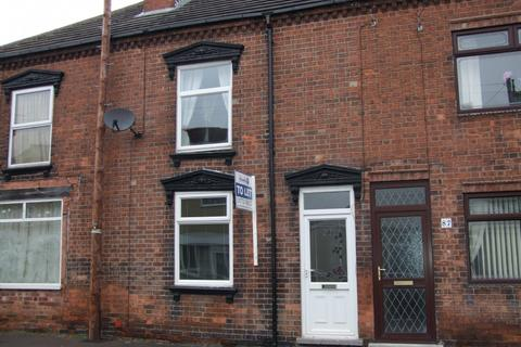 2 bedroom townhouse to rent - High Street, Riddings, Derbyshire