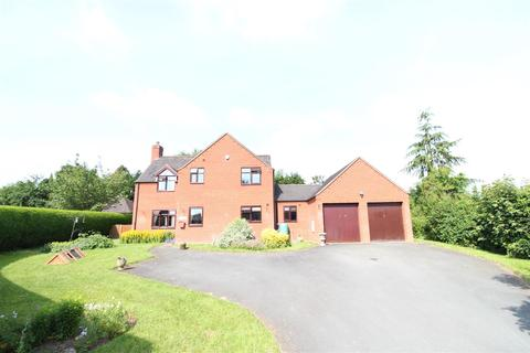 4 bedroom detached house for sale - Wit's End, Edstaston, Wem, Shropshire