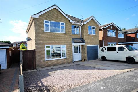4 bedroom detached house for sale - Cradge Bank, Spalding