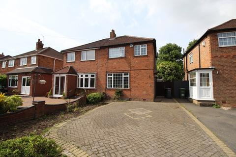 3 bedroom semi-detached house for sale - Chamberlain Crescent, Shirley, Solihull