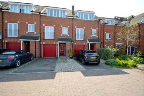 3 bedroom townhouse to rent - Southalls Way, Norwich