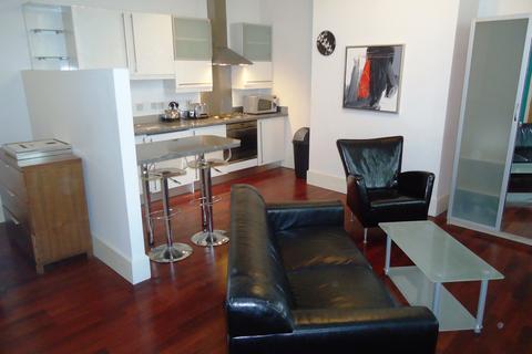 Studio to rent - The Headrow, Leeds LS1