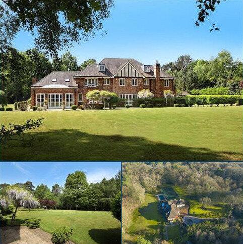6 bedroom detached house for sale - Byfleet Road, Cobham, Surrey, KT11