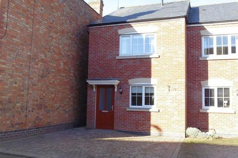 2 bedroom semi-detached house to rent - Buller Street, Kibworth Beauchamp, Leicestershire