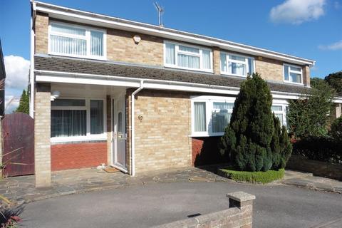 3 bedroom semi-detached house for sale - Warnford Road, Tilehurst, Reading