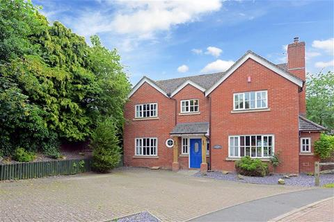 4 bedroom detached house for sale - Mountwood Park, Off The Mount, Shrewsbury, Shropshire