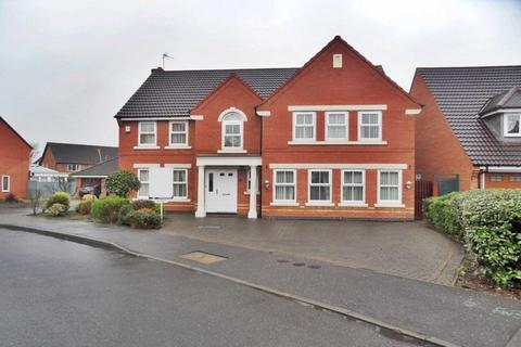 5 bedroom detached house to rent - Nettleton Close, Derby