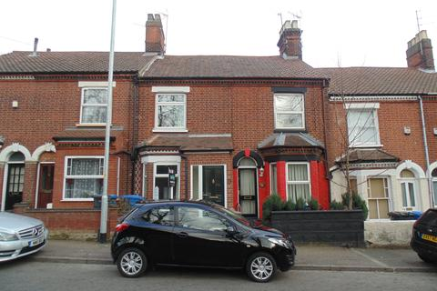 2 bedroom terraced house to rent - Bowthorpe Road, NORWICH NR2