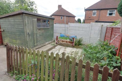 2 bedroom end of terrace house for sale - Hollington Road, Beechdale