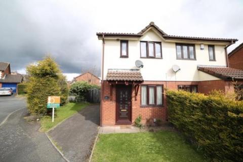 1 bedroom semi-detached house to rent - 33 Marsh meadow Close, Shawbirch, Telford, Shropshire, TF1 3PZ