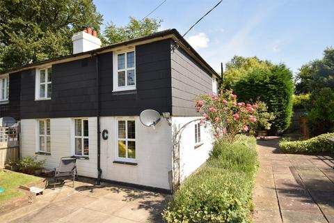 3 bedroom semi-detached house for sale - 2 Chapel Walk, Goathurst Common, Ide Hill, Sevenoaks, Kent