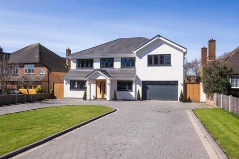 5 bedroom detached house to rent - Little Sutton Lane, Four Oaks, B75 6SJ