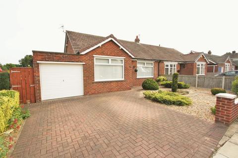 2 bedroom semi-detached bungalow for sale - Rounton Grove, Fairfield, Stockton, TS19 7QL