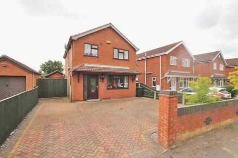 3 bedroom detached house for sale - PICKSLEY CRESCENT, HOLTON-LE-CLAY