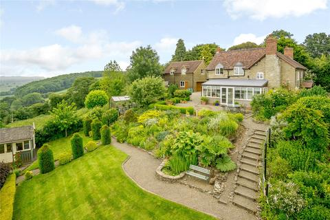 4 bedroom detached house for sale - Bull Ring, Haytons Bent, Ludlow, Shropshire