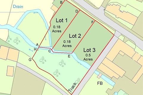 Plot for sale - Main Street, Swithland, Loughborough