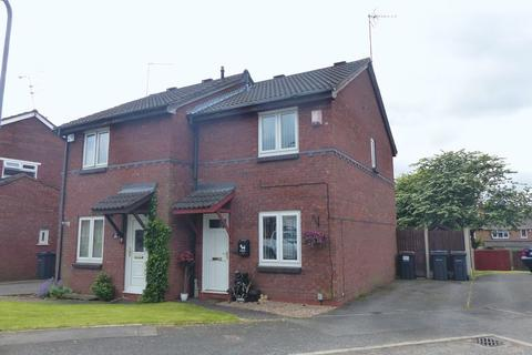 2 bedroom semi-detached house for sale - Dorrington Green, Birmingham