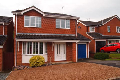 4 bedroom house to rent - St Wilfrids Close, Kibworth Beauchamp, Leicestershire