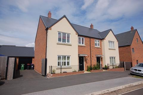 4 bedroom semi-detached house to rent - 18 Candlin Way, Lawley Village, Telford, Shropshire, TF4
