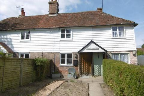 2 bedroom cottage for sale - Cross Cottages, Bodiam Road, Sandhurst, Kent, TN18 5LT