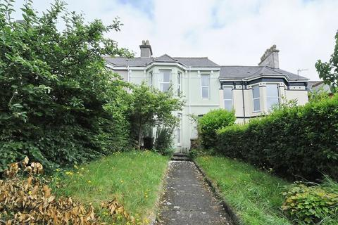 2 bedroom apartment for sale - Lisson Grove, Plymouth. Two bedroom first floor flat with a ROOF TERRACE