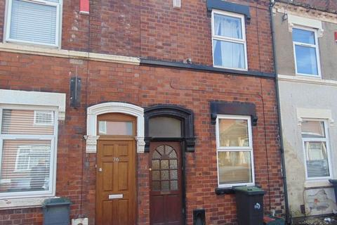 3 bedroom terraced house to rent - Cauldon Road, Stoke-On-Trent