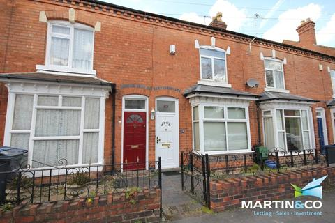 2 bedroom terraced house to rent - Clarence Road, Harborne, B17