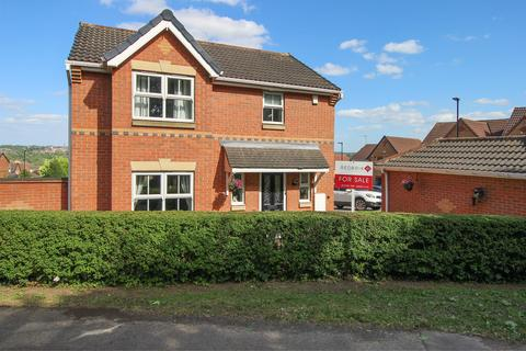 3 bedroom detached house for sale - Middle Ox Close, Halfway