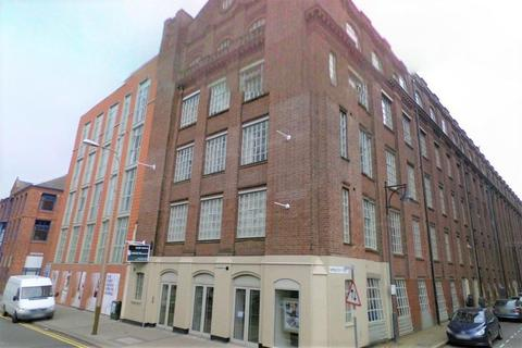 1 bedroom apartment to rent - St Georges Mill, Wimbledon Street, LE1