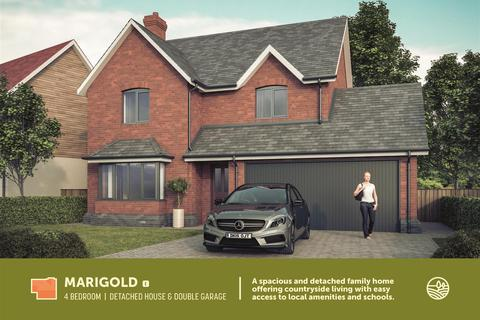 4 bedroom detached house for sale - Park House Meadows, Park Hall Oswestry