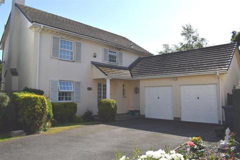 5 bedroom detached house for sale - Lower Cross Road, Bickington, Barnstaple