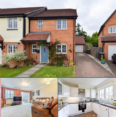 3 bedroom end of terrace house for sale - Wye Green, Herne Bay