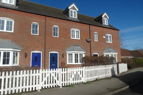 3 bedroom terraced house for sale - Thomas Kitching Way, Bardney, Lincoln